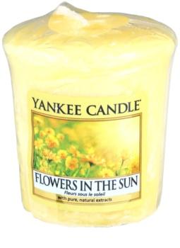 Yankee Candle Flowers in the Sun votívna sviečka 49 g