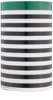 Yankee Candle Festive Stripe & Polkadot suporte em vidro para velas aromáticas