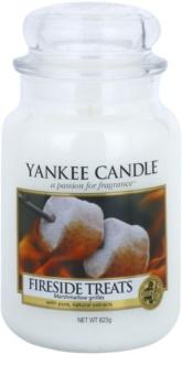 Yankee Candle Fireside Treats candela profumata 623 g Classic grande