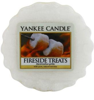Yankee Candle Fireside Treats cera para lámparas aromáticas 22 g