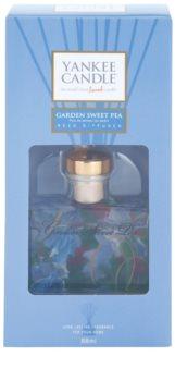 Yankee Candle Garden Sweet Pea aроматизиращ дифузер с пълнител 88 мл. Signature