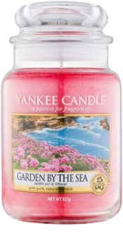 Yankee Candle Garden by the Sea Duftkerze  623 g Classic groß