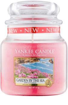 Yankee Candle Garden by the Sea Duftkerze  411 g Classic medium