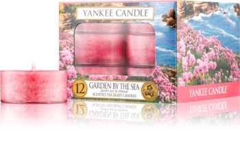 Yankee Candle Garden by the Sea Theelichtje  12 x 9,8 gr