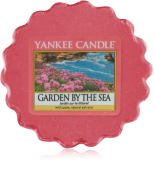 Yankee Candle Garden by the Sea illatos viasz aromalámpába 22 g