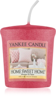 Yankee Candle Home Sweet Home Votiefkaarsen 49 gr