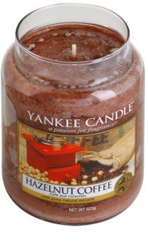Yankee Candle Hazelnut Coffee Duftkerze  623 g Classic groß