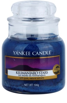 Yankee Candle Kilimanjaro Stars bougie parfumée 104 g Classic petite