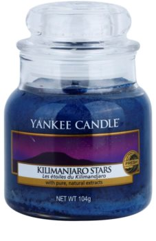 Yankee Candle Kilimanjaro Stars Scented Candle 104 g Classic Mini