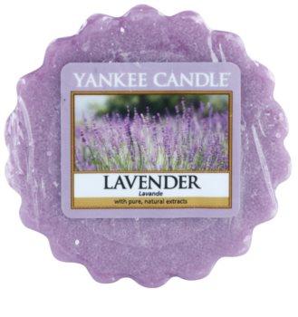 Yankee Candle Lavender cera per lampada aromatica 22 g