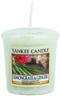 Yankee Candle Lemongrass & Ginger viaszos gyertya 49 g