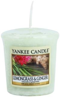 Yankee Candle Lemongrass & Ginger votívna sviečka 49 g