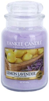 Yankee Candle Lemon Lavender lumanari parfumate  623 g Clasic mare