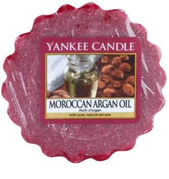 Yankee Candle Moroccan Argan Oil Wachs für Aromalampen 22 g