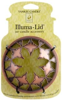"""Yankee Candle Moroccan Copper Dekorativer Kerzenhalter   geeignet für die Duftkerze """"Classic"""" in den Ausführungen """"Groß"""" und """"Mittel"""""""