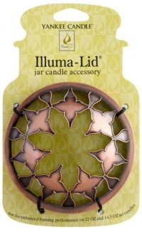 Yankee Candle Moroccan Copper inel decorativ   lumânare clasica pe apa de dimensiuni mari și medii