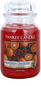 Yankee Candle Mandarin Cranberry vonná sviečka 623 g Classic veľká