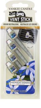 Yankee Candle Midnight Jasmine Car Air Freshener 4 pc
