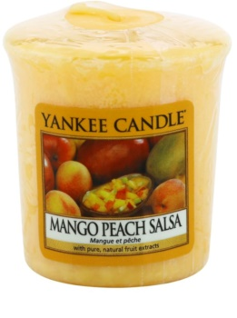 Yankee Candle Mango Peach Salsa candela votiva 49 g