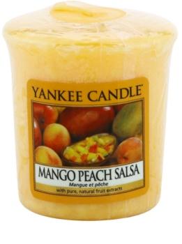 Yankee Candle Mango Peach Salsa votívna sviečka 49 g