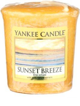 Yankee Candle Sunset Breeze candela votiva 49 g