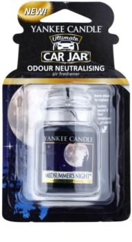 Yankee Candle Midsummer´s Night vůně do auta   závěsná