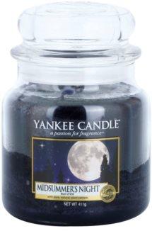 Yankee Candle Midsummer´s Night lumânare parfumată  411 g Clasic mediu