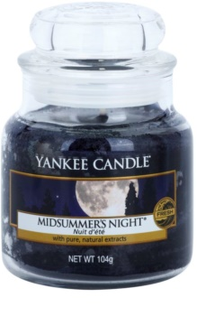 Yankee Candle Midsummer´s Night bougie parfumée 104 g Classic petite