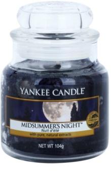 Yankee Candle Midsummer´s Night vela perfumada 104 g Classic pequeno