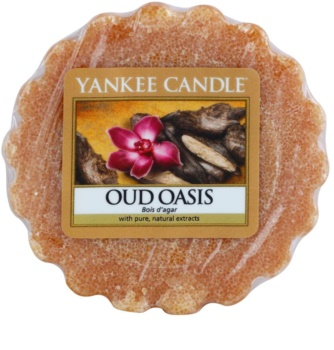 Yankee Candle Oud Oasis Wachs für Aromalampen 22 g