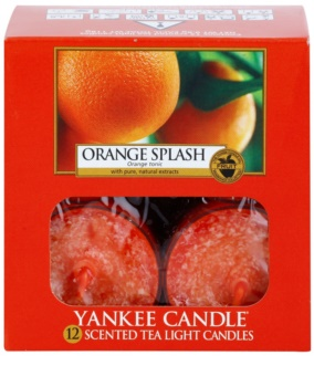 Yankee Candle Orange Splash Tealight Candle 12 x 9,8 g