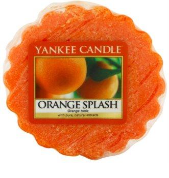 Yankee Candle Orange Splash tartelette en cire 22 g