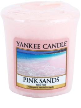 Yankee Candle Pink Sands votivní svíčka 49 g
