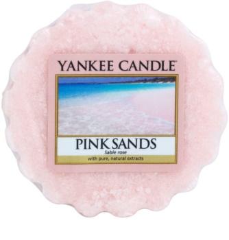 Yankee Candle Pink Sands illatos viasz aromalámpába 22 g