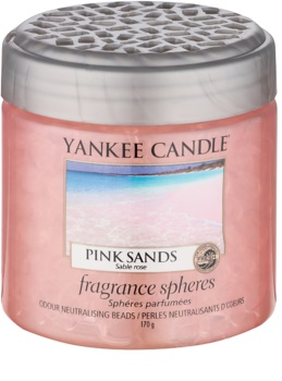 Yankee Candle Pink Sands fragranced pearles