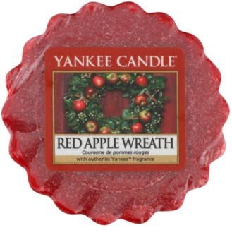 Yankee Candle Red Apple Wreath Wachs für Aromalampen 22 g