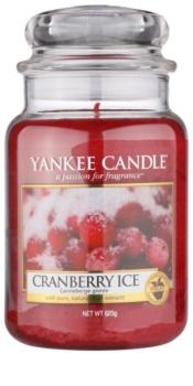 Yankee Candle Cranberry Ice illatos gyertya  623 g Classic nagy méret