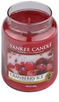 Yankee Candle Cranberry Ice Duftkerze  623 g Classic groß
