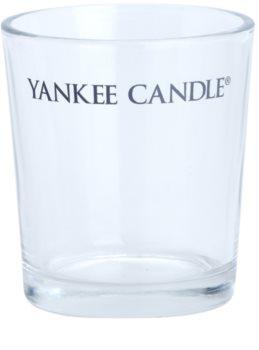 Yankee Candle Roly Poly Üveg gyertyatartó fogadalmi gyertya alá