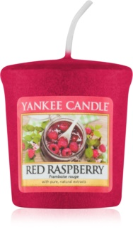 Yankee Candle Red Raspberry bougie votive Parfum d'ambiance 49 g