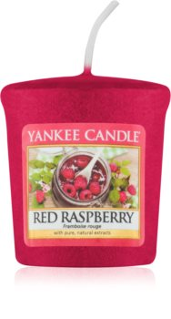 Yankee Candle Red Raspberry Votivkerze Raumdüfte 49 g