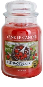 Yankee Candle Red Raspberry lumânare parfumată  623 g Clasic mare