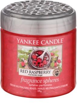 Yankee Candle Red Raspberry illatos gyöngyök 170 g