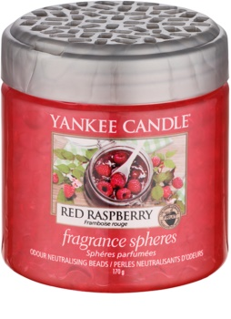 Yankee Candle Red Raspberry perlas aromáticas 170 g