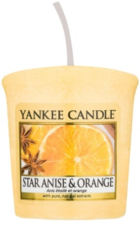 Yankee Candle Star Anise & Orange votívna sviečka 49 g