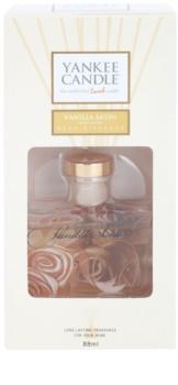 Yankee Candle Vanilla Satin aróma difúzor s náplňou 88 ml Signature