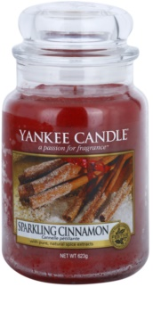 Yankee Candle Sparkling Cinnamon Scented Candle 623 g Classic Large