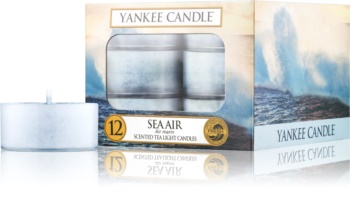 Yankee Candle Sea Air candela scaldavivande 12 x 9,8 g