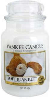 Yankee Candle Soft Blanket Mirisna svijeća 623 g Classic velika