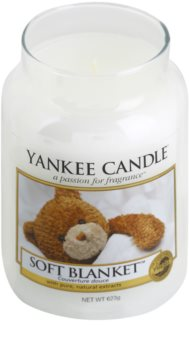 Yankee Candle Soft Blanket bougie parfumée 623 g Classic grande